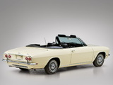 Chevrolet Corvair Monza Convertible (10567) 1968 photos