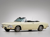 Images of Chevrolet Corvair Monza Convertible (10567) 1968