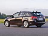 Chevrolet Cruze Station Wagon (J300) 2012 images