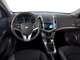 Chevrolet Cruze Hatchback (J300) 2012 images