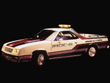 Images of Chevrolet El Camino IROC-S Pace Car by Choo Choo Customs 1984