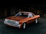 Pictures of Chevrolet El Camino Royal Knight 1983