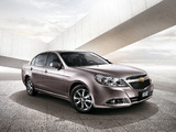 Pictures of Chevrolet Epica CN-spec (V250) 2012