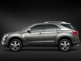 Wallpapers of Chevrolet Equinox 2009