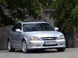 Chevrolet Evanda Sport 2005–06 photos