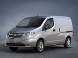 Chevrolet City Express 2014 images