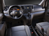 Images of Chevrolet City Express 2014