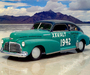 Chevrolet Fleetline Aerosedan Gang Green I Record Car 1942 photos