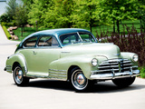 Photos of Chevrolet Fleetline Aerosedan (2144) 1948