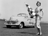 Pictures of Chevrolet Fleetmaster Convertible Indy 500 Pace Car 1948
