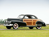 Wallpapers of Chevrolet Fleetmaster Country Club Sport Coupe 1947