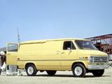 Images of Chevrolet Chevy Van 1978–82