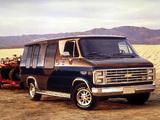 Photos of Chevrolet Chevy Van (G20) 1996