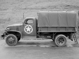 Chevrolet G7117 Military 1942–45 images