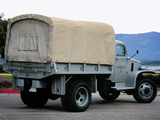 Chevrolet G7117 Military 1942–45 wallpapers