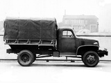 Photos of Chevrolet G7117 Military 1942–45