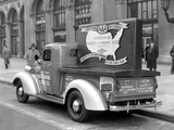 Images of Chevrolet Pickup Truck (GC) 1937
