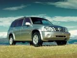Chevrolet Grand Vitara XL7 photos