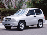 Chevrolet Grand Vitara 3-door pictures