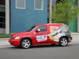 Images of Chevrolet HHR Panel 2007–11