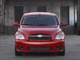 Photos of Chevrolet HHR SS 2007–11