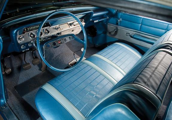 1961 chevy impala ss 409