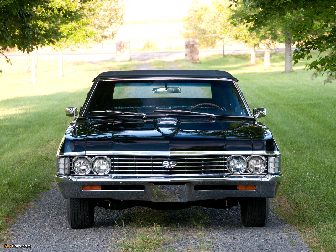 1967 Chevrolet Impala SS 427 related infomation ...