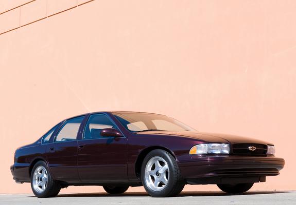 Chevrolet Impala Ss 1994 96 Images 2048x1536