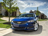 Chevrolet Impala 2013 photos