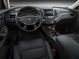 Photos of Chevrolet Impala LTZ 2013