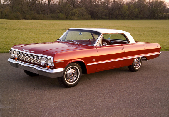 1963 chevy impala ss for sale in september 2014 autos post. Black Bedroom Furniture Sets. Home Design Ideas