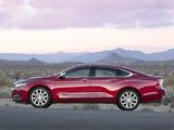 Wallpapers of Chevrolet Impala LTZ 2013