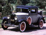 Chevrolet International Sport Coupe (AC) 1929 images