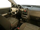 Chevrolet Kalos 5-door (T200) 2003–08 photos