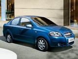 Chevrolet Lova (T250) 2006–10 photos
