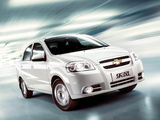 Chevrolet Lova (T250) 2006–10 wallpapers