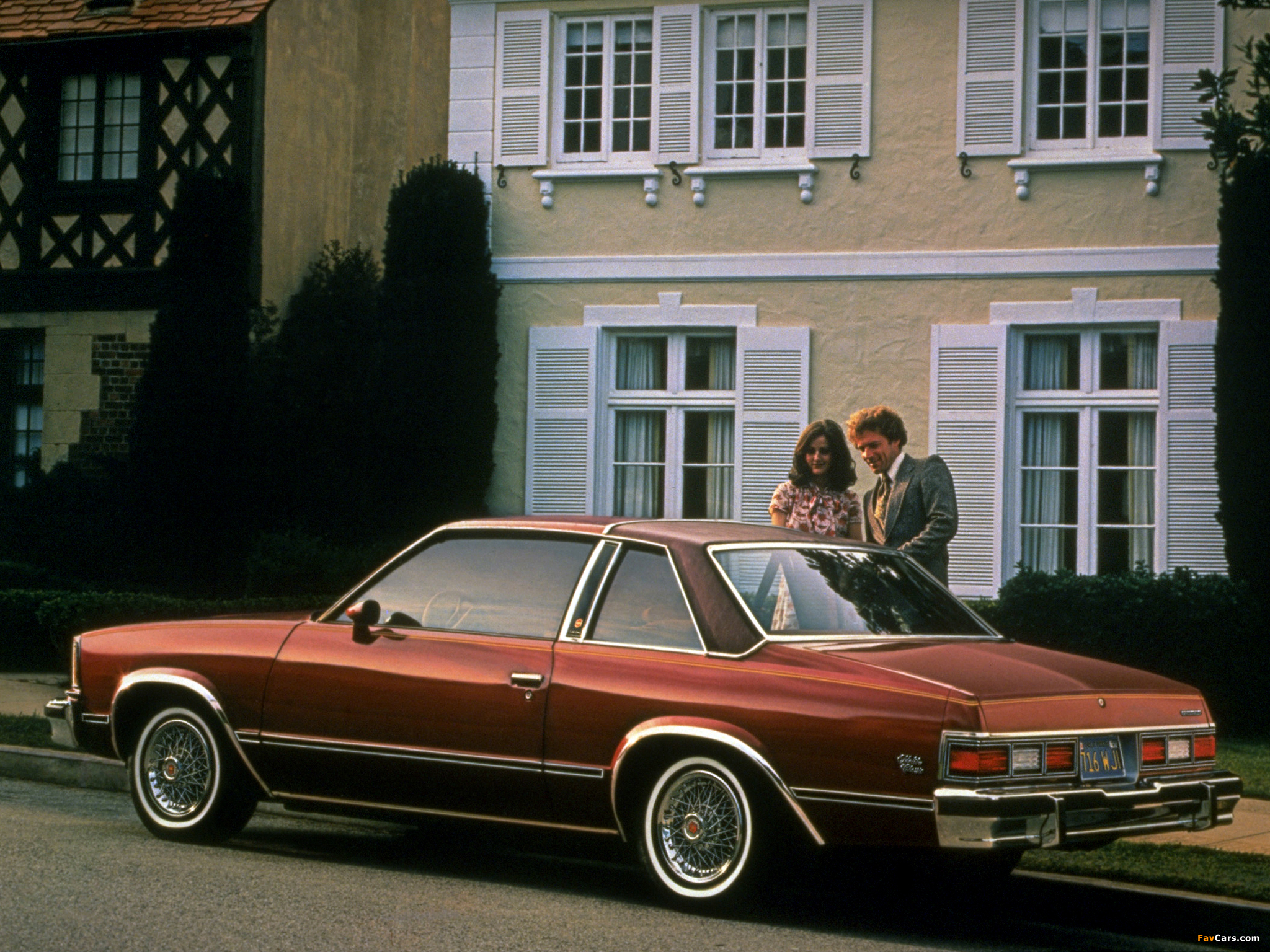 Pictures of Chevrolet Malibu Classic Landau Coupe 1980 (2048 x 1536)