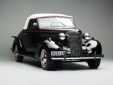 Photos of Chevrolet Master Cabriolet ZA-spec (HB) 1938