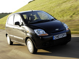 Chevrolet Matiz UK-spec (M200) 2005–07 images