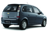 Photos of Chevrolet Meriva 2008–12
