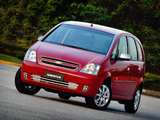 Pictures of Chevrolet Meriva SS 2008–10