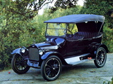 Chevrolet Model 490 Touring 1915–22 wallpapers