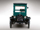 Chevrolet Model 490 Canopy Express Truck 1922 images