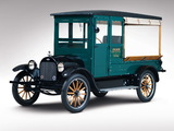 Pictures of Chevrolet Model 490 Canopy Express Truck 1922