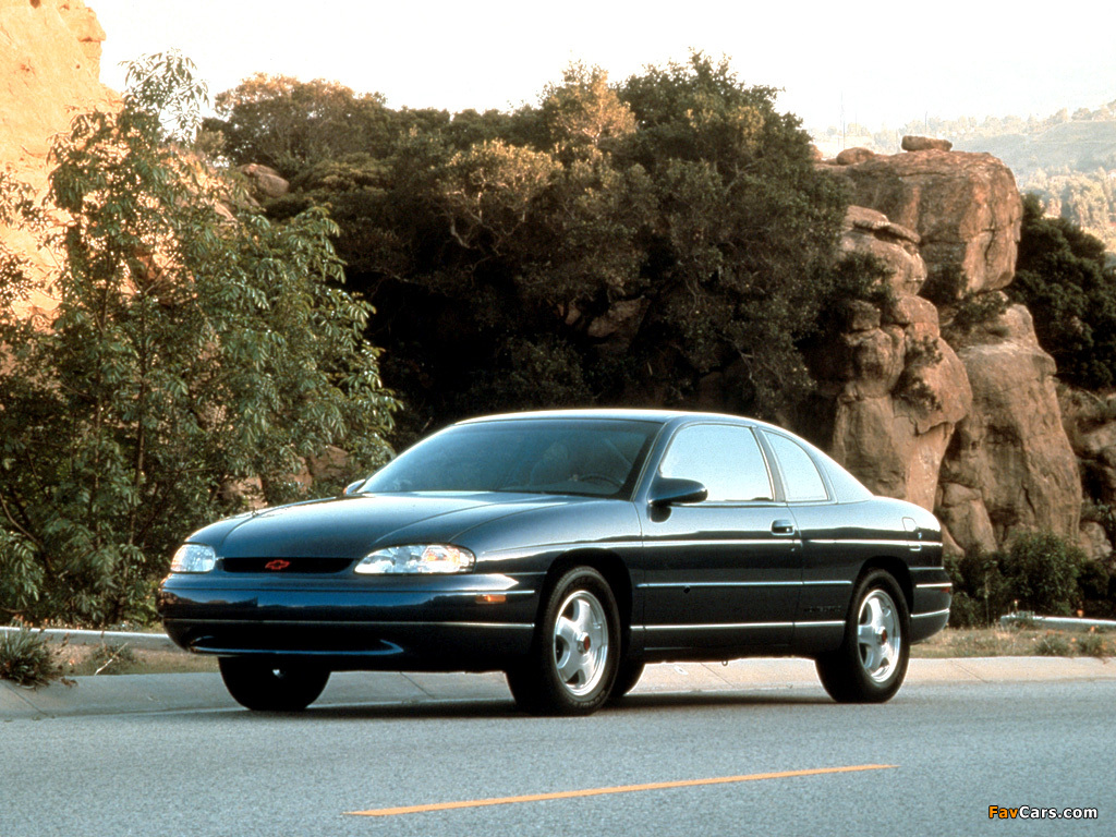 wallpapers of chevrolet monte carlo 1995 99 1024x768. Black Bedroom Furniture Sets. Home Design Ideas