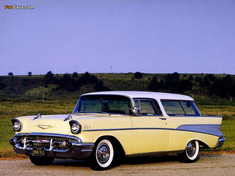 Photos Of Chevrolet Bel Air Nomad 2429 1064df 1957 800x600