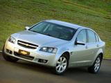 Images of Chevrolet Omega (C) 2007–08