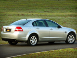 Chevrolet Omega (C) 2007–08 wallpapers