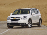 Chevrolet Orlando ZA-spec 2010 wallpapers
