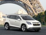 Chevrolet Orlando Concept 2008 wallpapers